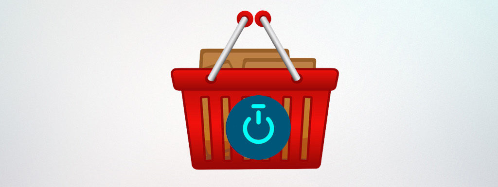 shopping basket teach about tech